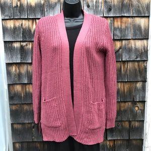 Pink Rose Sweater